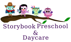 Storybook Daycare Logo